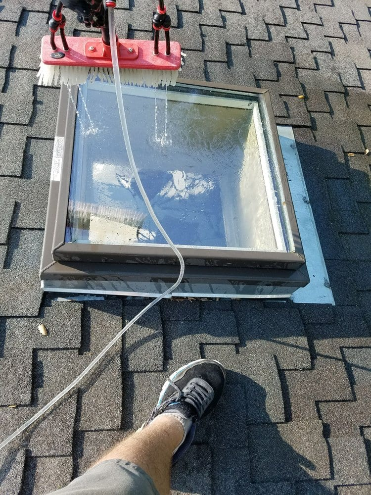 Window Washing Cleaning Services